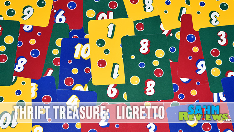 Thrift Treasure: Ligretto