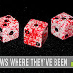 When you're ready to upgrade your zombie-themed board game, the perfect solution is blood dice. We show you how you can make your own! - SahmReviews.com