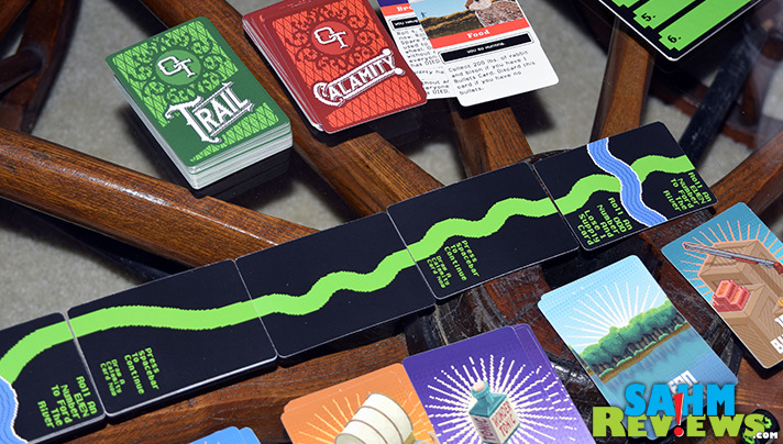 The Oregon Trail Card Game by Pressman is a Target-exclusive and comes with a free dose of nostalgia! Find out what we thought of it! - SahmReviews.com