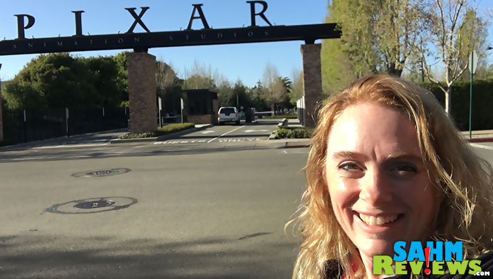 We took a Pixar campus tour and discovered all kinds of Easter Eggs and cool features! - SahmReviews.com #Cars3Event