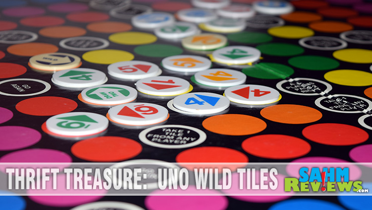 Thrift Treasure: UNO Wild Tiles