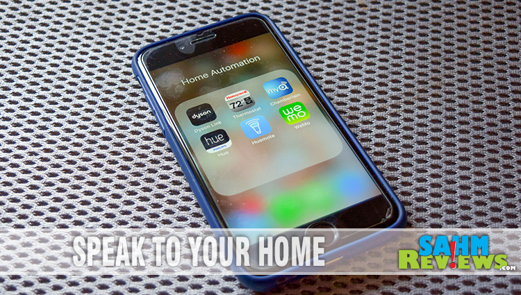 Get Vocal with Home Automation