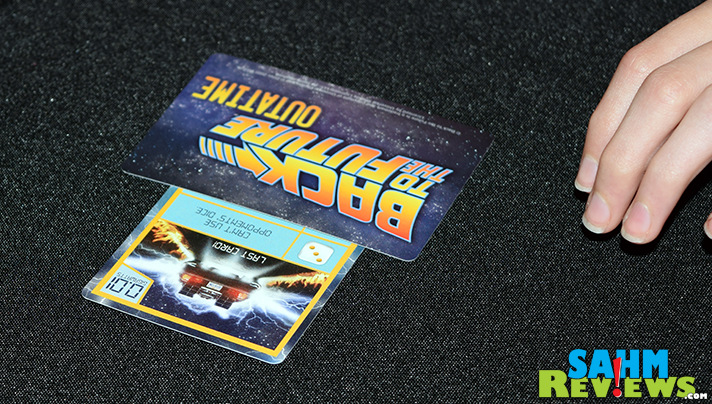 30+ years later the Back to the Future franchise is still as popular as ever. We take a look at IDW Games' dice game based upon this great license! - SahmReviews.com