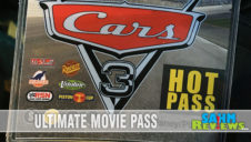 Cars 3 Makes Pit Stop at Sonoma Raceway