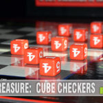 I finally made the mistake of buying an incomplete game. Fortunately I had a solution! Now would Cube Checkers be worth all this effort? - SahmReviews.com
