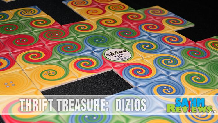 Thrift Treasure: Dizios