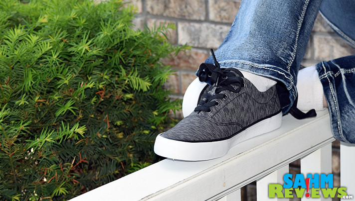 Lugz offers more than just boots. Check out their sneakers! - SahmReviews.com