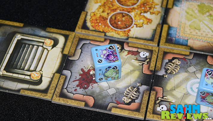 The latest in the Arcadia Quest world from Cool Mini or Not is Masmorra: Dungeons of Arcadia. It's our first foray into a dungeon crawler - did we like it? - SahmReviews.com