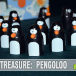 Pengoloo by Blue Orange Games isn't one we'd normally pick up due to the targeted age range, but we couldn't resist the cute penguins. Penguins! - SahmReviews.com