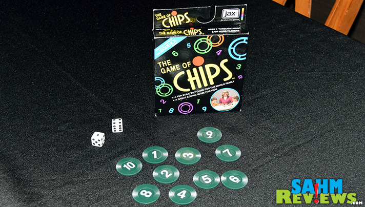 We've found quite a few by Jax Games that became favorites. This week it is The Game of Chips. Is it worth picking up or should you make your own copy? - SahmReviews.com