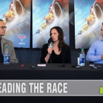 Director Brian Fee and producers Kevin Reher and Andrea Warren share thoughts on Pixar Cars 3, Owen Wilson, Nathan Fillion and Easter Eggs. - SahmReviews.com #Cars3Event