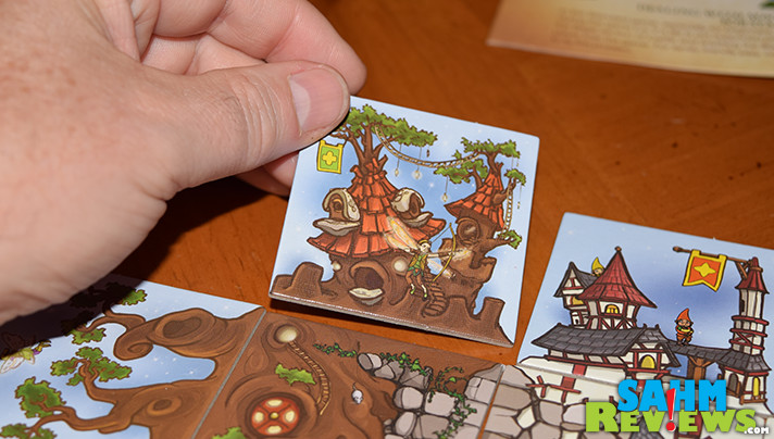 For when we find Castles of Mad King Ludwig a little too difficult to introduce to our non-gamer friends, Castles of Caladale fits the slot perfectly! - SahmReviews.com