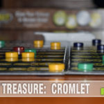 Cromlet is the third (and final) game made by Pywacket in the late 2000's. We finally found a copy at thrift - was it worth all of the searching? - SahmReviews.com