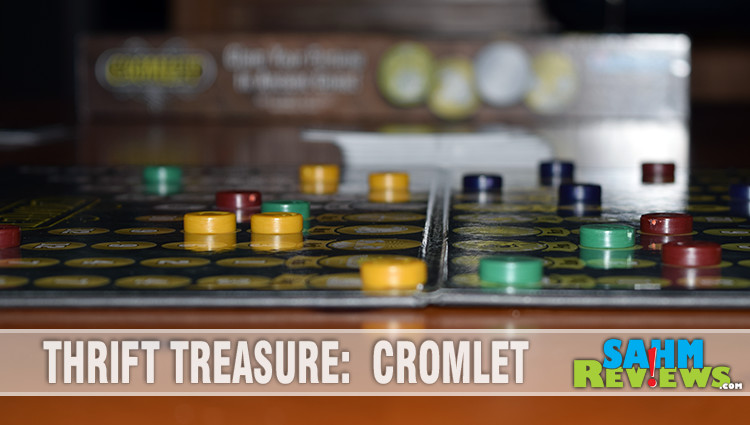 Thrift Treasure: Cromlet Board Game
