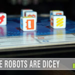 Let the robots do the fighting in DiceBot Megafun, a fast-paced combat dice game by WizKids. - SahmReviews.com
