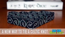 Knot Dice Puzzle & Game Overview