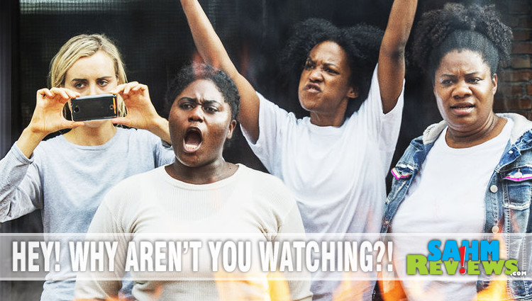 For Those NOT Binge-Watching Orange is the New Black