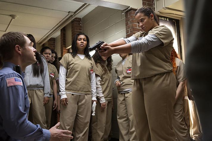 Netflix Original Orange is the New Black continues to evolve in Season 5. - SahmReviews.com