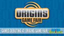 Games Debuting at Origins Game Fair Pt. 1