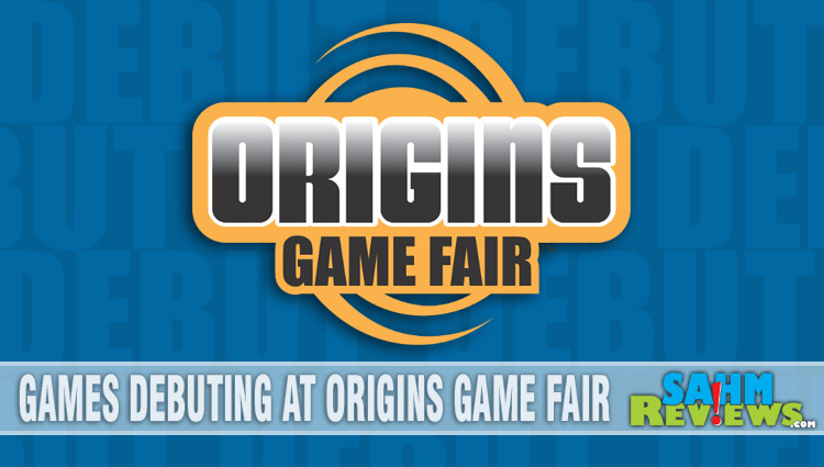 Games Debuting at Origins Game Fair Pt. 2