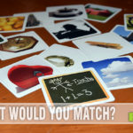 Match pairs with as many opponents as possible without matching them all. That's how you win Pluckin' Pairs from R&R Games! - SahmReviews.com