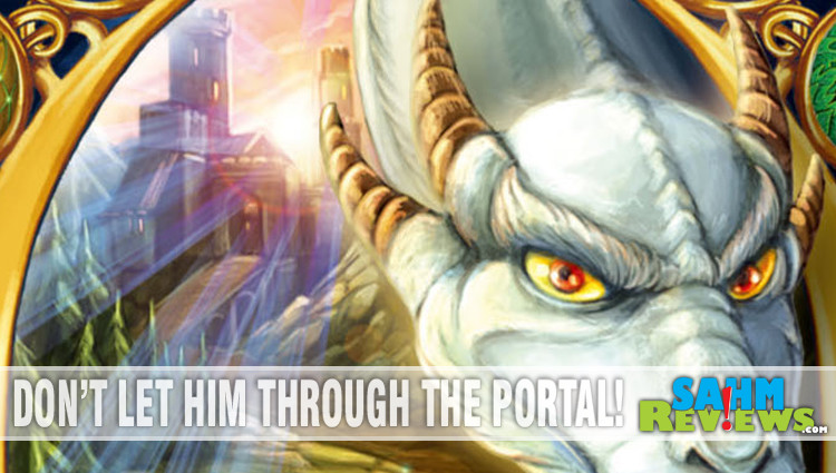 Portal of Heroes Card Game Overview