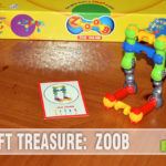 If you want a copy of this week's Thrift Treasure, ZOOB, be patient. Ours will be headed back to the thrift store shortly after you read this! - SahmReviews.com