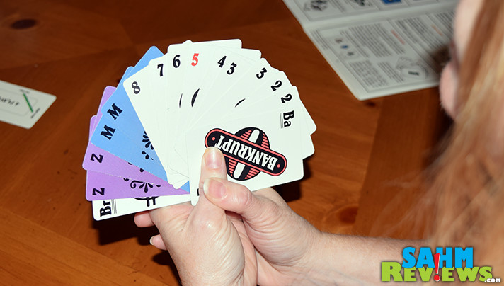 This trick-taking game from Milton Bradley is this week's Thrift Treasure. Find out if we think being as rich as a Zillionaire is any fun! - SahmReviews.com