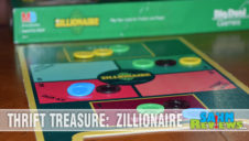 Thrift Treasure: Zillionaire Board Game