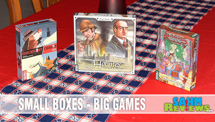 Devir Games – What's in a Name?