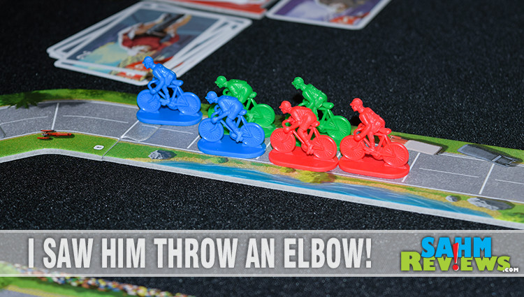 Flamme Rouge Board Game Overview