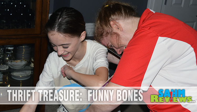Thrift Treasure: Funny Bones