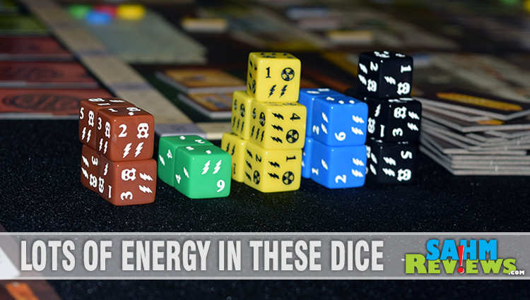 Energy Empire Board Game Overview