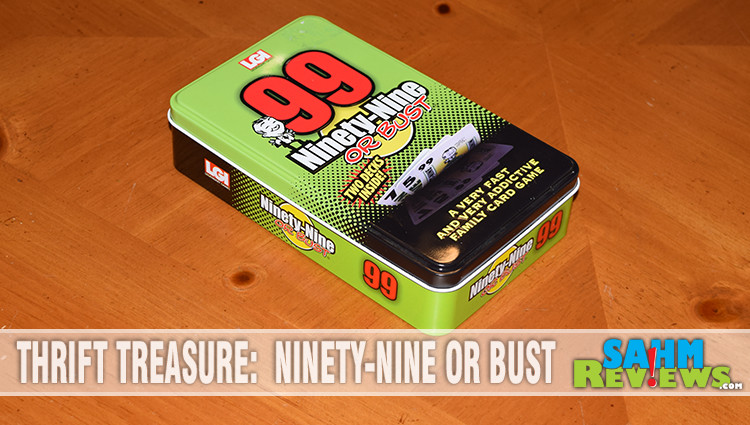Thrift Treasure: Ninety-Nine or Bust