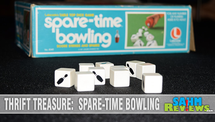 Thrift Treasure: Spare-Time Bowling