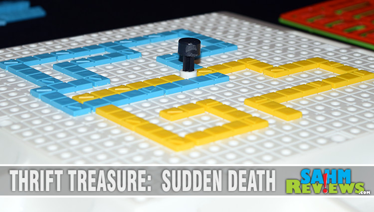Thrift Treasure: Sudden Death