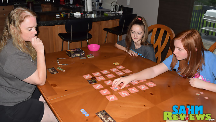 Another memory game, another loss for us. And this one turns up the notch by requiring you to choose them in order! Check out The Princess and the Goblin! - SahmReviews.com