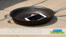 Are You Frying Your Phone In The Sun?