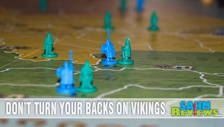 878 Vikings Invasions of England Overview