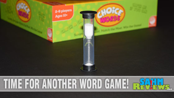 Choice Words Party Game Overview