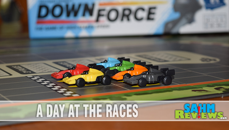 Downforce Board Game Overview