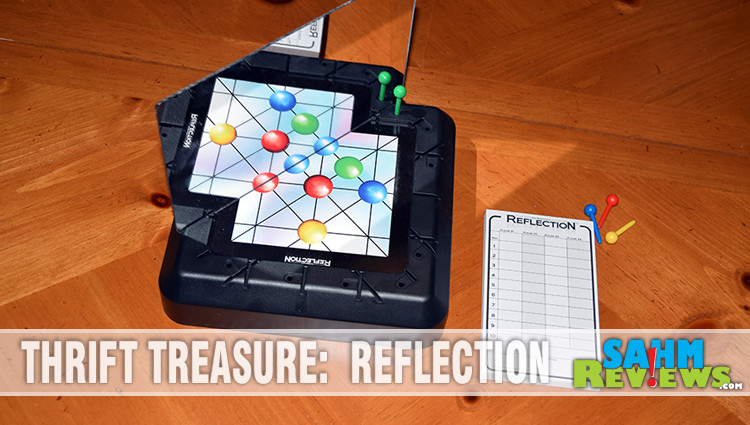 Thrift Treasure: Reflection Game