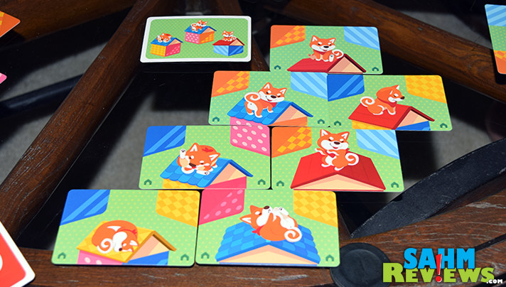 An unofficial followup to Kitty Paw, Shiba Inu House by Renegade Game Studios has us wanting additional breeds in new versions! - SahmReviews.com