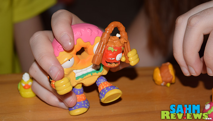 The Grossery Gang by Moose Toys has expanded from toys into a TV series and now The Grossery Gang movie on YouTube. Plan a Putrid Power movie viewing party! - SahmReviews.com