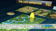The Lost Expedition Card Game Overview