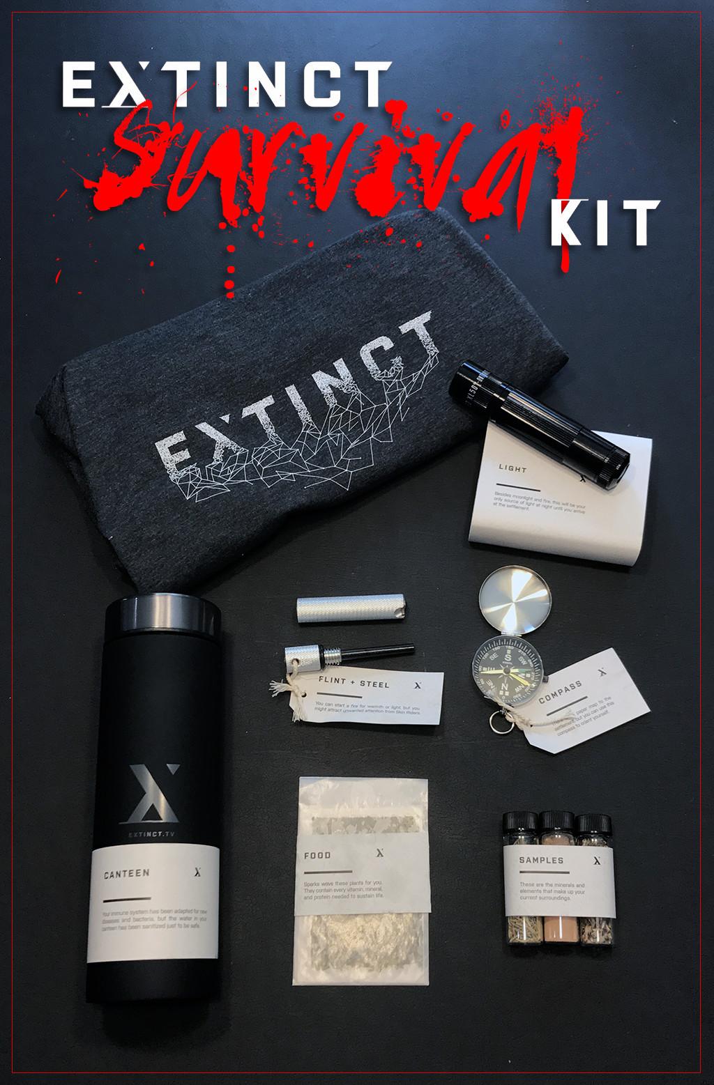 Ender's Game creator Orson Scott Card brings us Extinct scifi tv series premiering October 1st on BYUtv. Would you survive? - SahmReviews.com