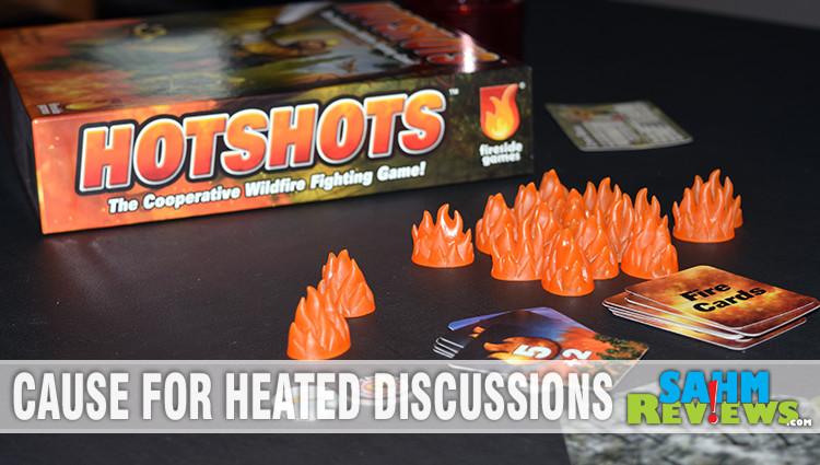 Hotshots Cooperative Game Overview