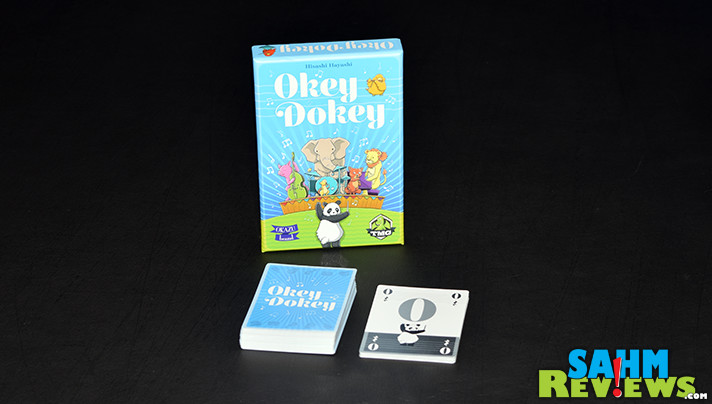 Another case of good things coming in small packages! Okey Dokey by Tasty Minstrel Games packs a lot of punch for a small price! - SahmReviews.com