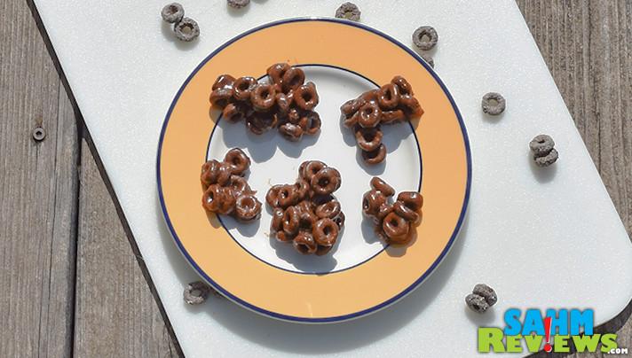 Oreo Oh-So-Gooey No Bake Cookies