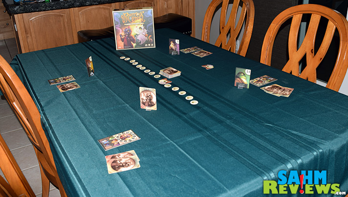 If Sherlock was a cat, would he still solve crimes? Purrrlock Holmes game by IDW Games is a cooperative deduction game based on the famous detective. - SahmReviews.com